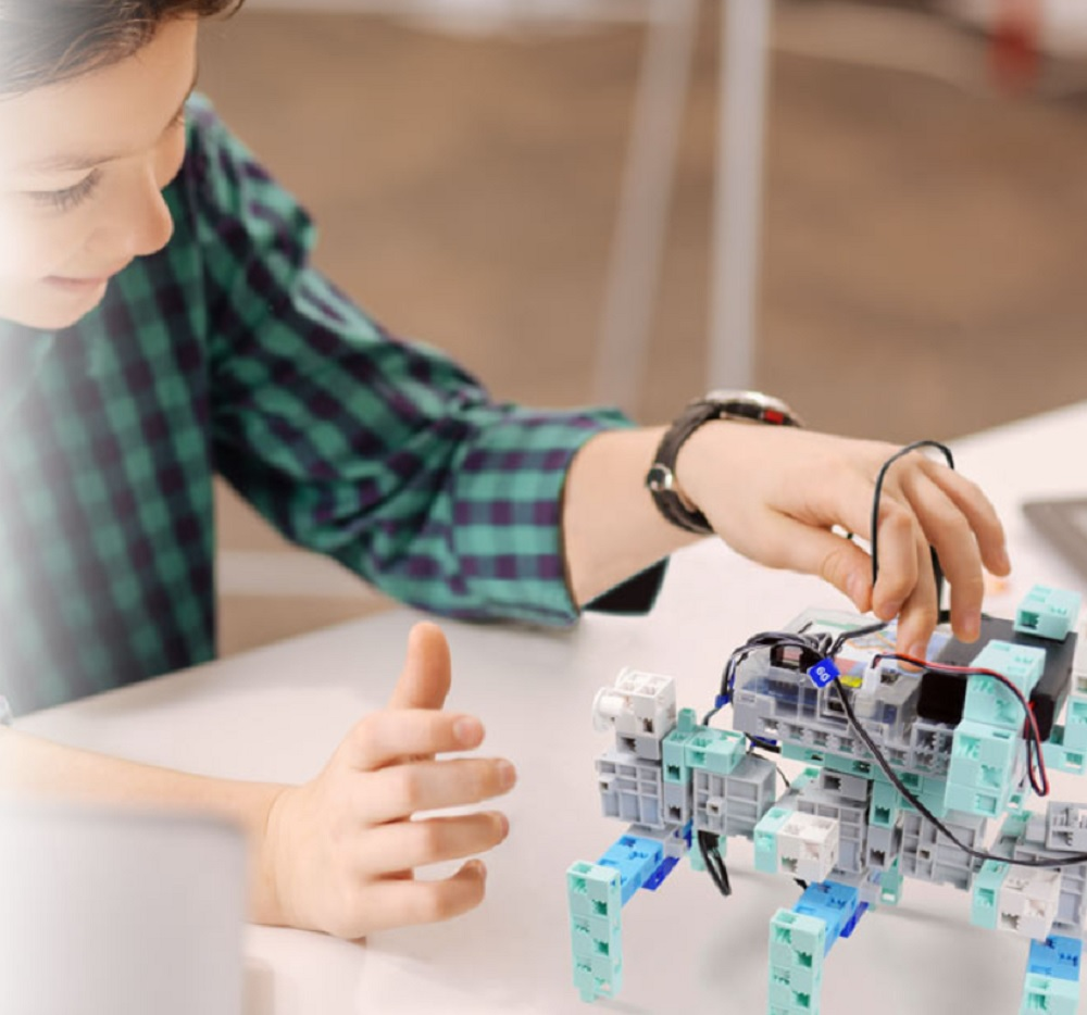 robot programmable collège